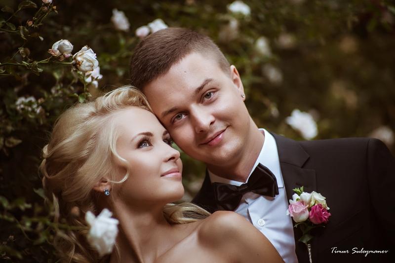 Солнечная свадьба Кати и Никиты