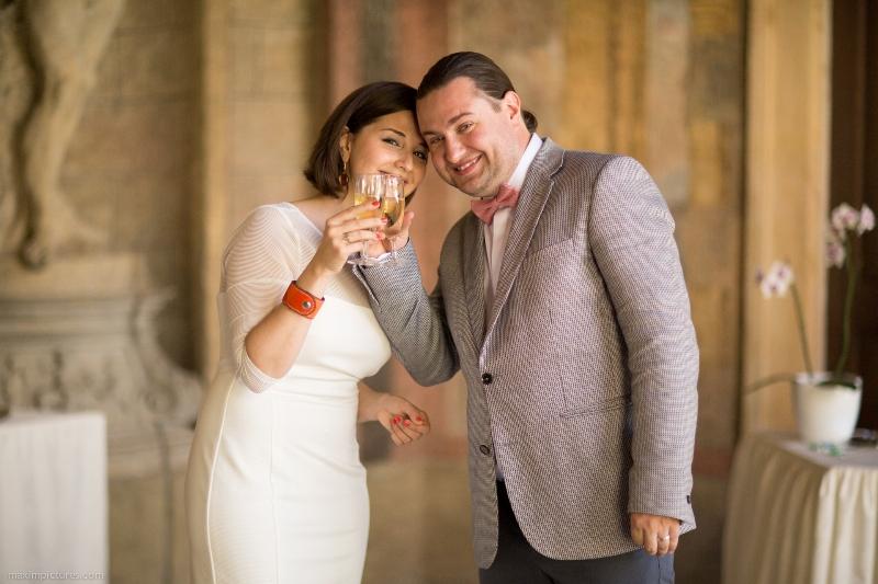 Анна и Александр - самая счастливая свадьба