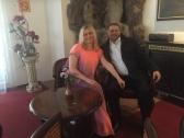 Нина и Майк (Украина - США)